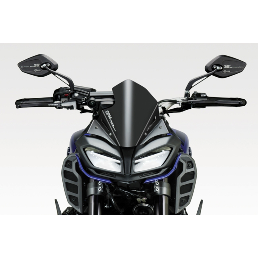 "DPM Headlight fairing ""GULLWING"" Yamaha MT-09 2017"